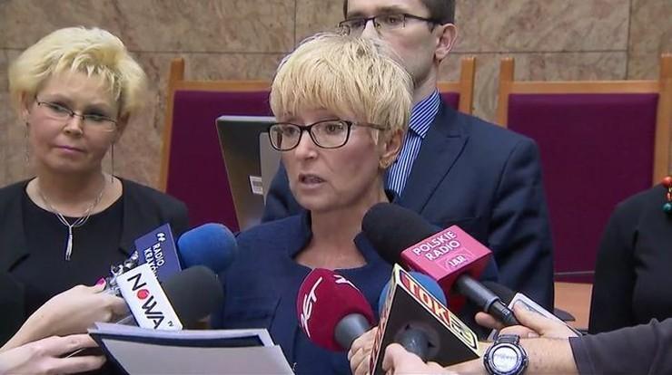 """CBA w domu sędzi Beaty Morawiec. """"To przekroczenie uprawnień"""""""