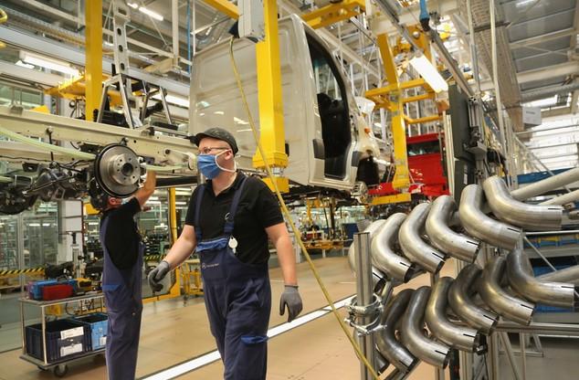 Gospodarka Europy. Jest nadzieja dla przemysłu i usług