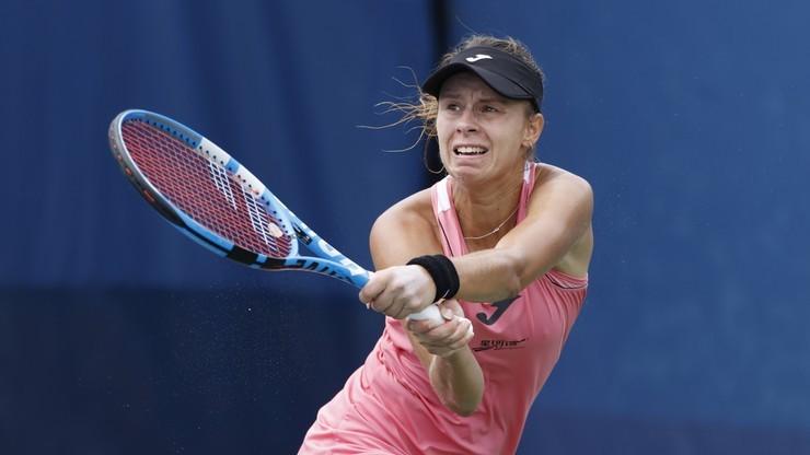 Turniej WTA w Rzymie: Zwycięstwo Magdy Linette w pierwszej rundzie debla