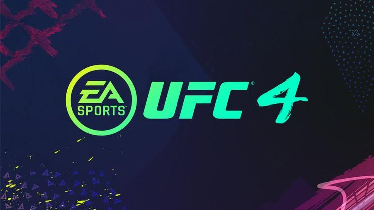 UFC 4: Data premiery i okładka. Jest pierwszy zwiastun gry