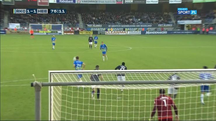 Niesamowity gol na otarcie łez ostatniej drużyny Eredivisie