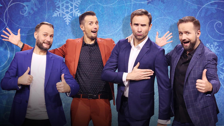 Klinika Skeczów Męczących. Idą Święta 20 grudnia w Polsacie - Polsat.pl