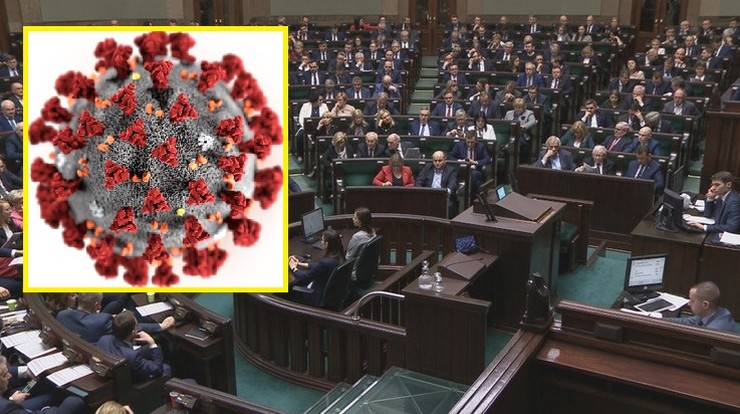 2 marca specjalne posiedzenie Sejmu ws. koronawirusa
