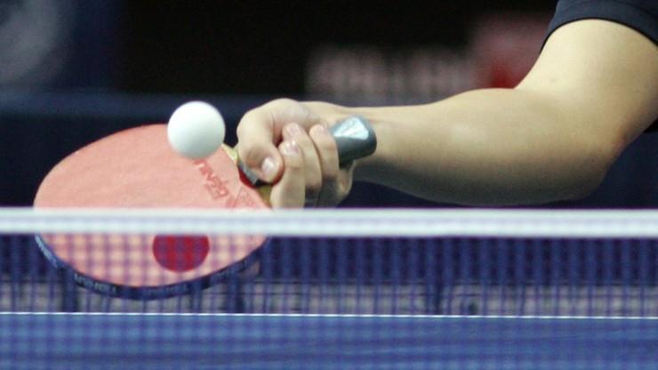 Superliga tenisistów stołowych: Przerwana dobra passa lidera