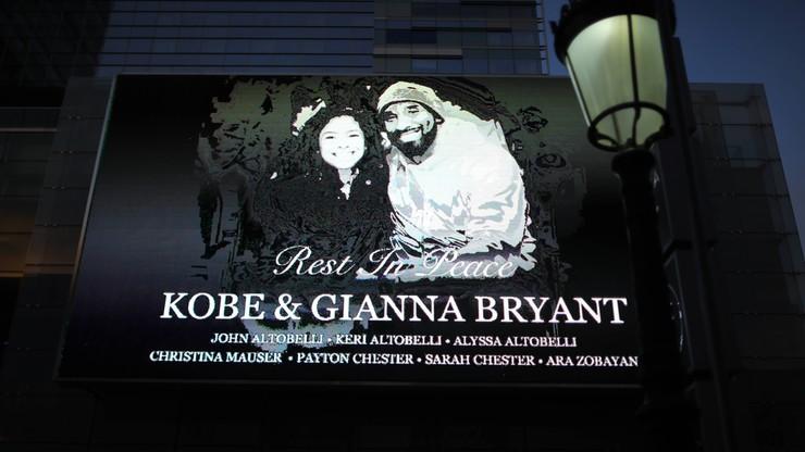 Odbył się pogrzeb Bryanta i jego córki
