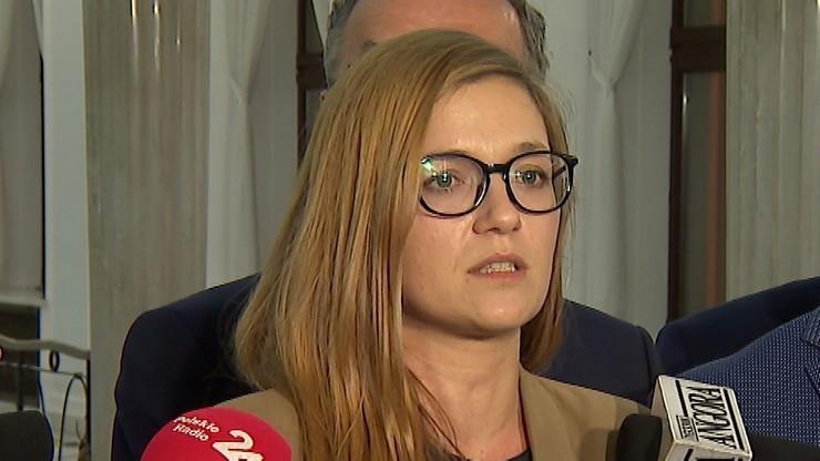 """PiS chce odwołania Biejat ze stanowiska szefowej Komisji Polityki Społecznej. """"Nie ma podstaw"""""""