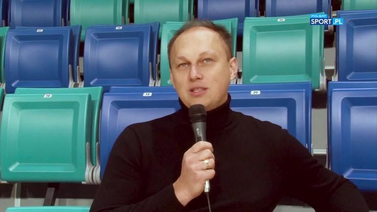 Rozdarte serce prezesa Ślepska przed świętem w Suwałkach