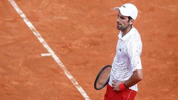 Turniej ATP w Rzymie: Awans Novaka Djokovicia do półfinału