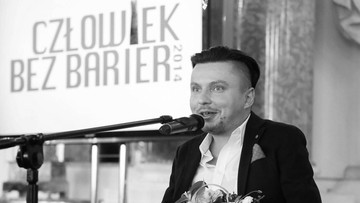 Nie żyje Bartłomiej Skrzyński. Człowiek bez barier i fan żużla