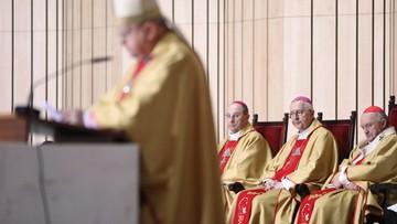 Prymas Polski: Nie bójmy się, jesteśmy w rękach Boga