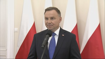 Trzaskowski nie przyszedł do Pałacu. Zobacz reakcję prezydenta