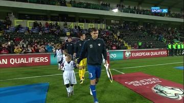 Mołdawia – Islandia 1:2. Skrót meczu