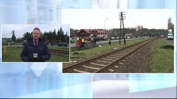Janusz Dzięcioł chciał zamknięcia przejazdu kolejowego, na którym zginął