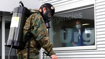 Hiszpański rząd kupił testy na wykrycie koronawirusa. Są bezużyteczne