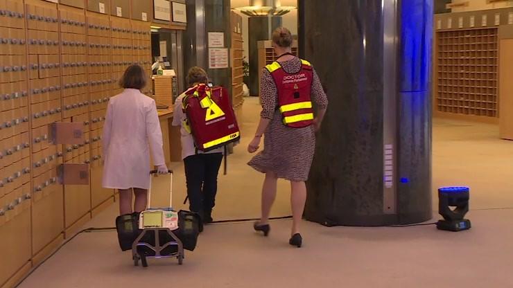 Z powodu koronawirusa Parlament Europejski może się zmienić w szpital polowy