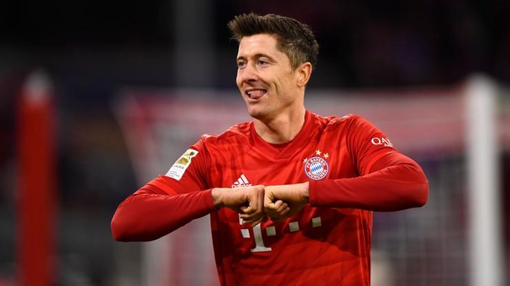 Lewandowski trzeci w klasyfikacji wszech czasów Bundesligi