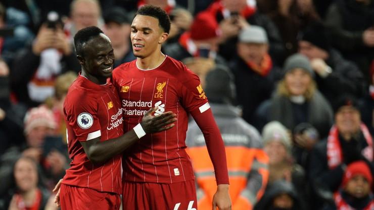Premier League: Grad bramek w derbach Liverpoolu. Rotacja Kloppa zdała egzamin - Polsat Sport