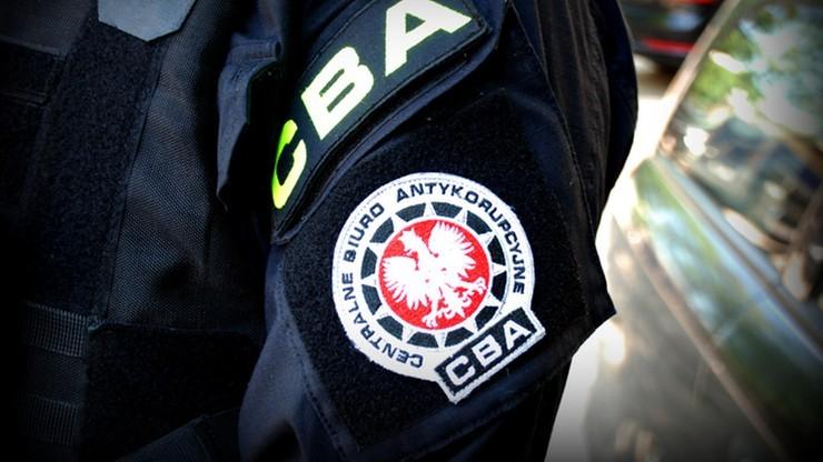 Agenci CBA w siedzibie Polskiego Związku Piłki Nożnej