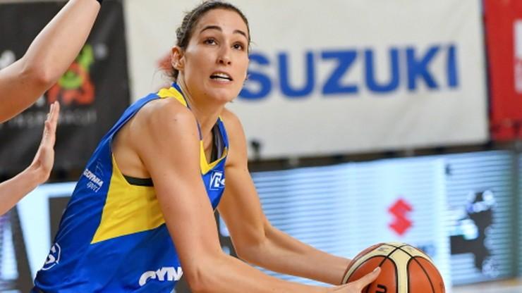 Euroliga koszykarek: Zalana wodą hala i porażka Arki w Gironie