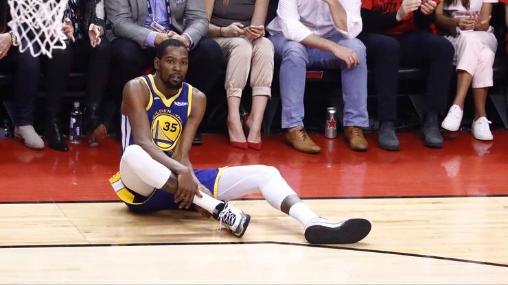 Durant: Nie oczekujcie, że zagram w tym sezonie