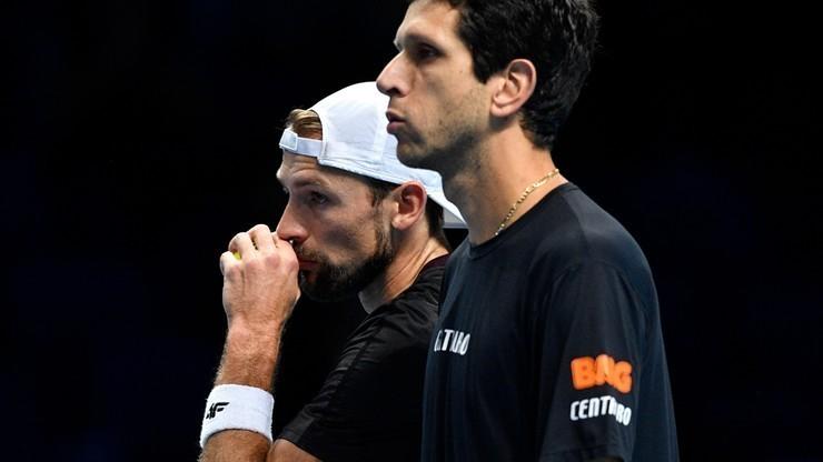 ATP w Szanghaju: Kubot awansował do półfinału debla