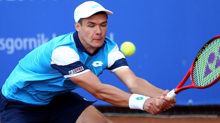 MP w tenisie: Kamil Majchrzak w drugiej rundzie. Dał lekcję 16-latkowi