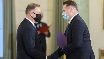 Jarosław Gowin i Przemysław Czarnek nowymi członkami Rady Dialogu Społecznego
