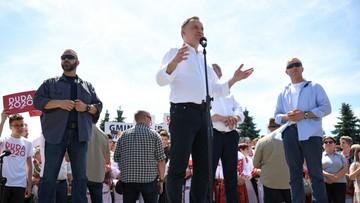 """""""W drugiej kadencji prezydent odpowiada przed Bogiem, historią i narodem"""""""