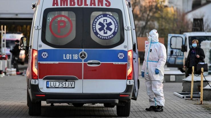 Nowe przypadki koronawirusa w Polsce. Dane ministerstwa, 17 listopada