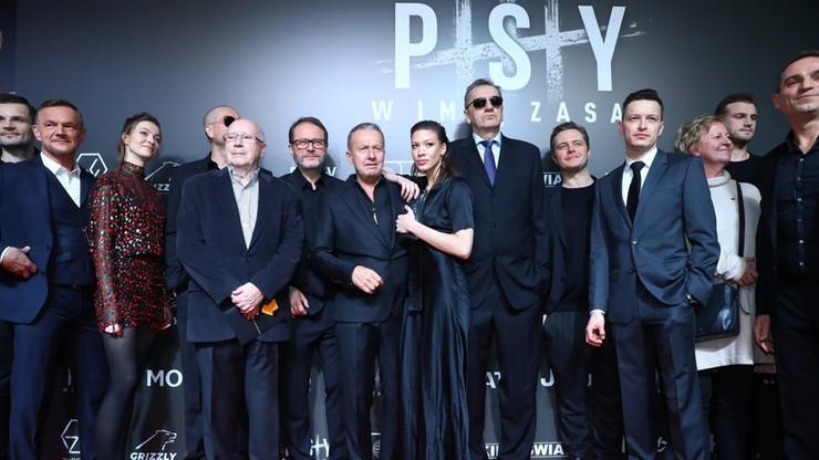 """Premiera filmu """"Psy 3: W imię zasad"""". W kinach od 17 stycznia"""