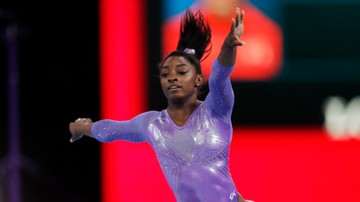 2019-10-13 Biles najbardziej utytułowaną gimnastyczką w historii mistrzostw świata