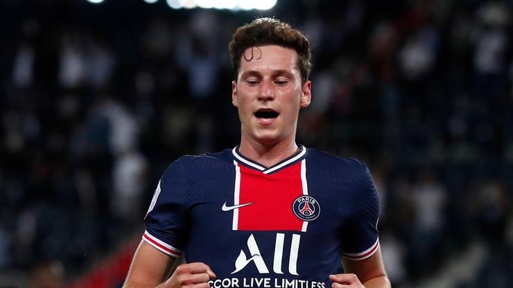 Wymęczone zwycięstwo PSG z Metz. Gol Juliana Draxlera