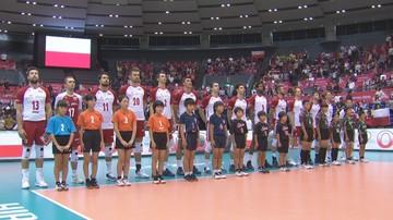Polscy siatkarze wywalczyli srebrny medal Pucharu Świata!