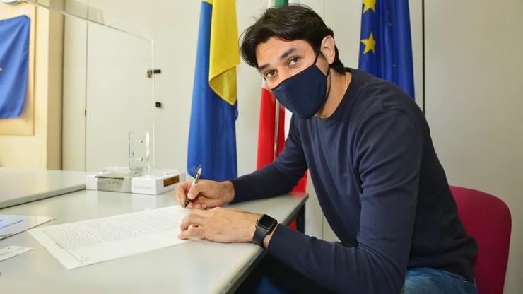 Dragan Stanković uzyskał włoskie obywatelstwo