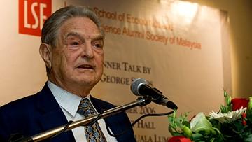 Soros: UE musi przeciwstawić się Polsce i Węgrom