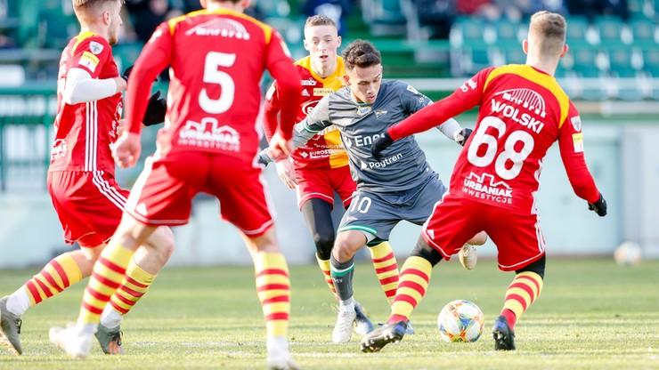 Fortuna 1 Liga: Radomiak Radom - Chojniczanka Chojnice. Transmisja w Polsacie Sport