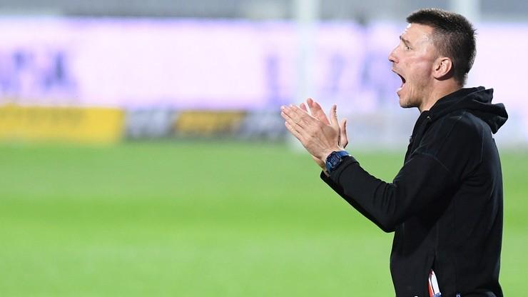 Trener Chrobrego po wysokiej porażce: To była bolesna lekcja