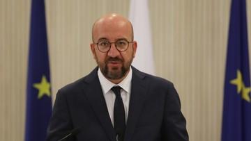 Szczyt Unii Europejskiej przełożony. Powodem koronawirus