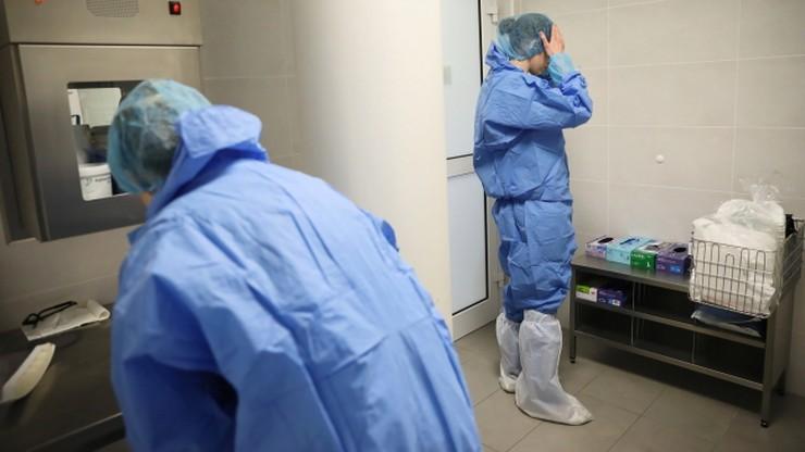 Posłanki Lewicy domagają się uznania COVID-19 za chorobę zawodową medyków