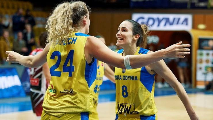 Euroliga: Arka Gdynia minimalnie lepsza od hiszpańskiej drużyny