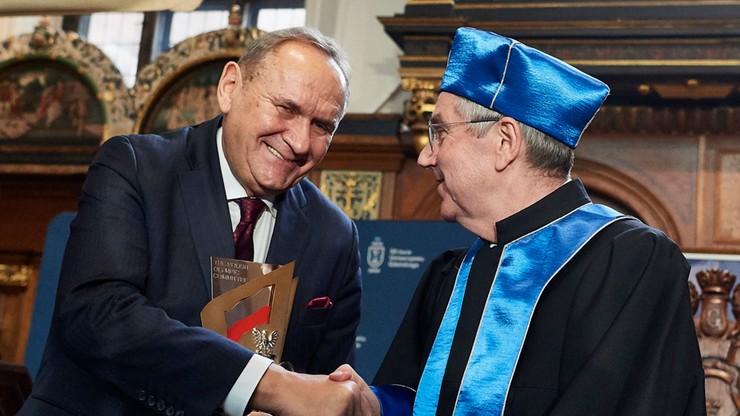 Kraśnicki: Szef MKOl to przyjaciel Polski i polskiego sportu