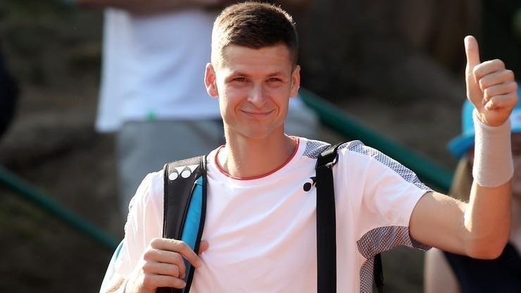 Rankingi ATP: Hurkacz najwyżej w karierze
