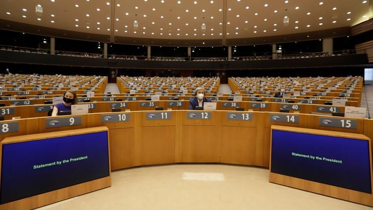 Rezolucja ws. praworządności w Polsce. Czarnek: europosłowie PO i Lewicy dopuścili się zdrady