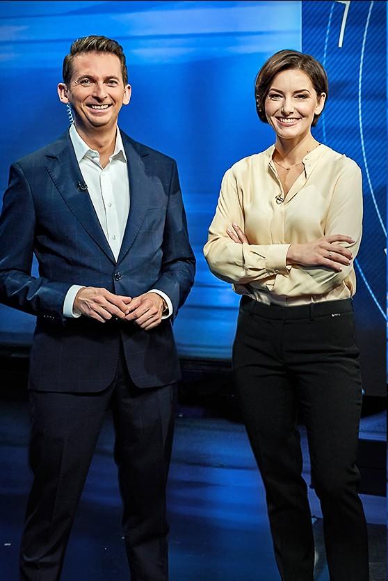 """2020-11-13 """"Raport"""": Nowy program reporterski w Polsat News"""