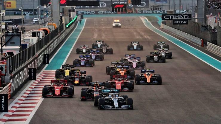 F1: Wyścig w Chinach przełożony