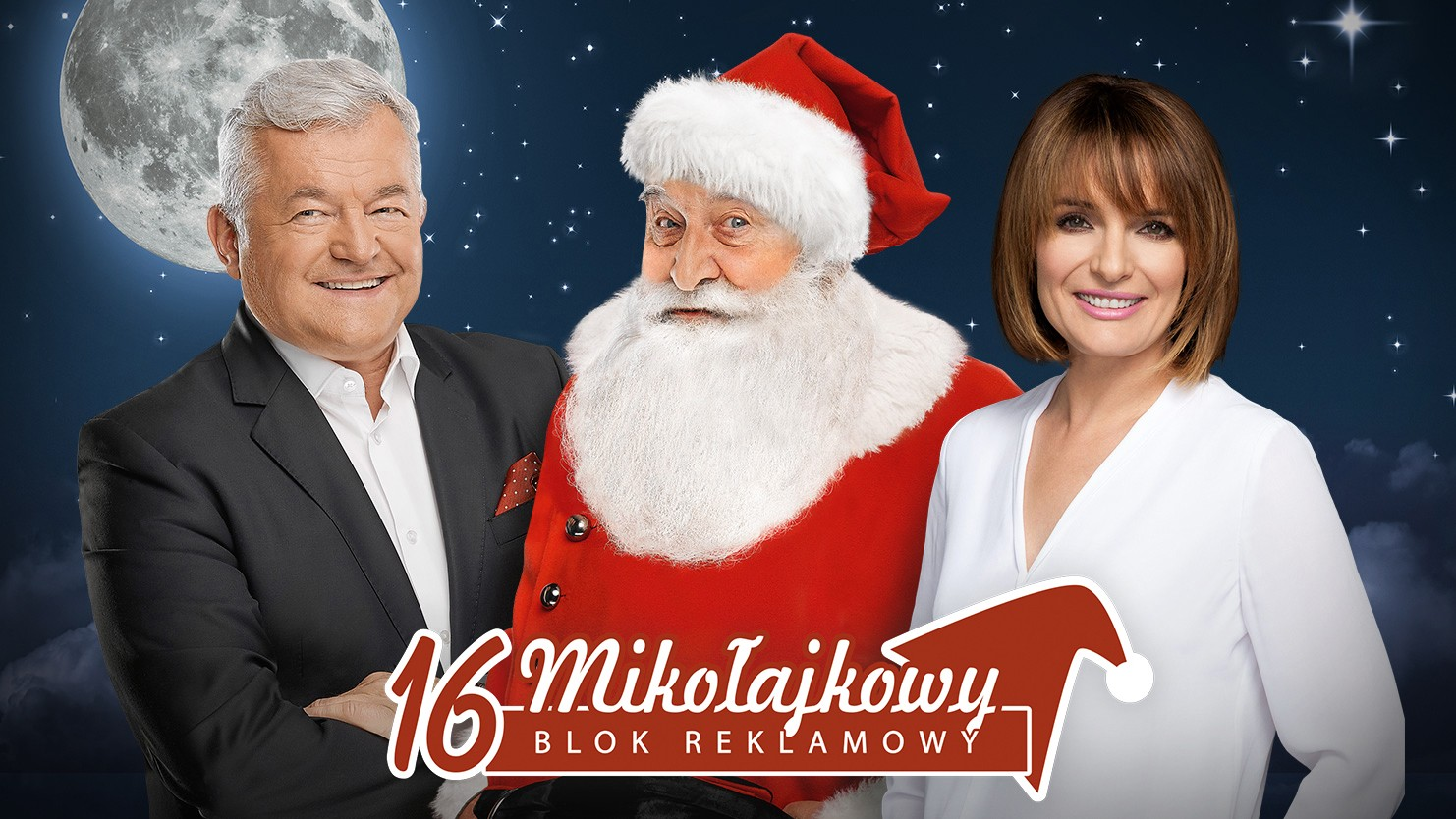 Mikołajkowy Blok Reklamowy 2019: Ponad 5 mln widzów! - Polsat.pl
