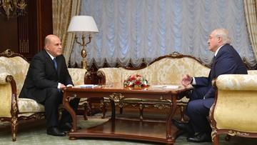 Łukaszenka: rozmieściliśmy połowę armii, kontrolujemy granice z Litwą i Polską