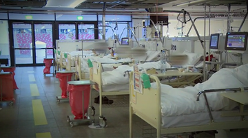 Zmiana zasad przyjmowania pacjentów do szpitali tymczasowych
