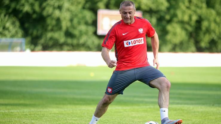 Piotr Świerczewski: Musimy pokazać, że potrafimy przygotować drużynę i zmienić ją mentalnie