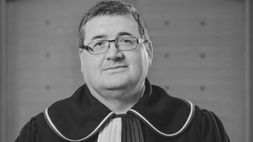 """Pogrzeb sędziego TK Grzegorza Jędrejka. """"Był człowiekiem dialogu"""""""